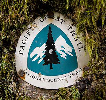Pacific Crest Trail Badge