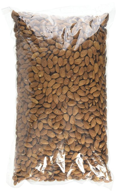 Fresh Food for Camping: Almonds
