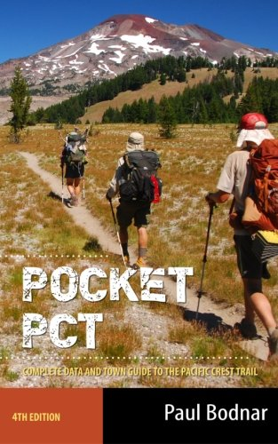 Pocket PCT: Complete Data and Town Guide