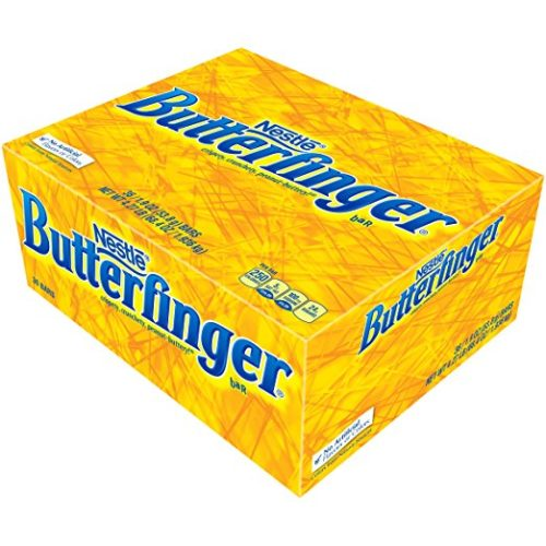 Sweets for Backpacking: Butterfingers