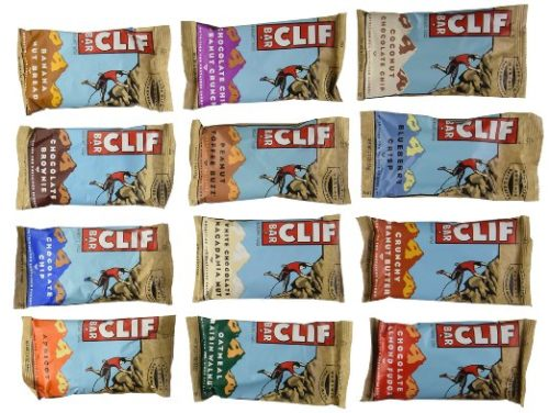 Nutrition Bars for Camping: Cliff Bars