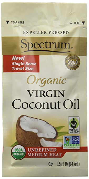Fresh Food for Hiking: Coconut Oil