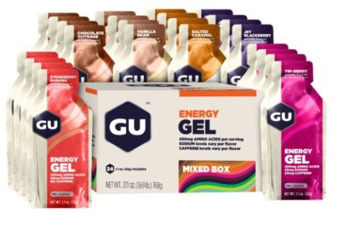 Fresh Food for Backpacking: Energy Gels