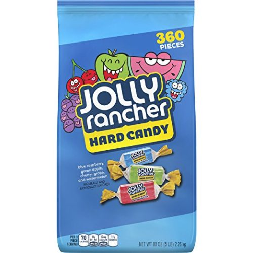 Sweets for Camping: Jolly Ranchers