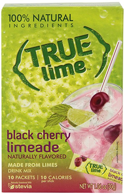 Drink Mixes for Hiking: Limeade Drink Mix
