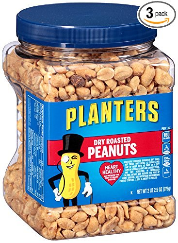Fresh Food for Hiking: Peanuts
