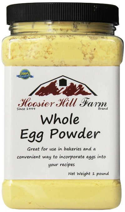Dehydrated Food for Backpacking: Powdered Eggs