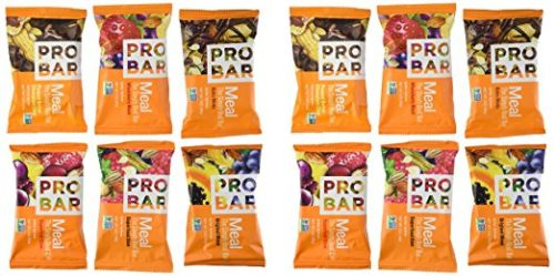 Nutrition Bars for Backpacking: PROBARs