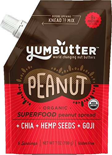 Fresh Food for Hiking: Peanut Butter