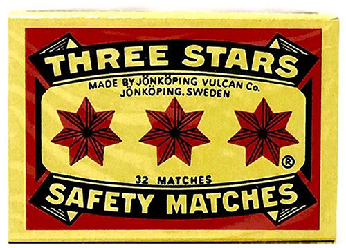 Lighter & Safety Matches